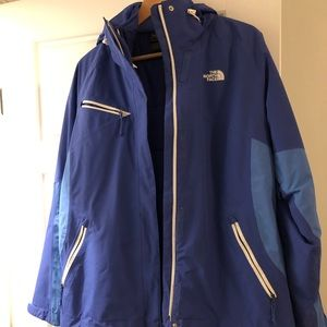 The North Face WOMEN'S CINNABAR TRICLIMATE® JACKET